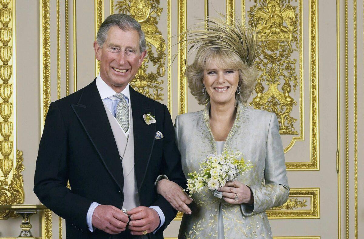 Camilla Parker Bowles' Wedding Bouquet