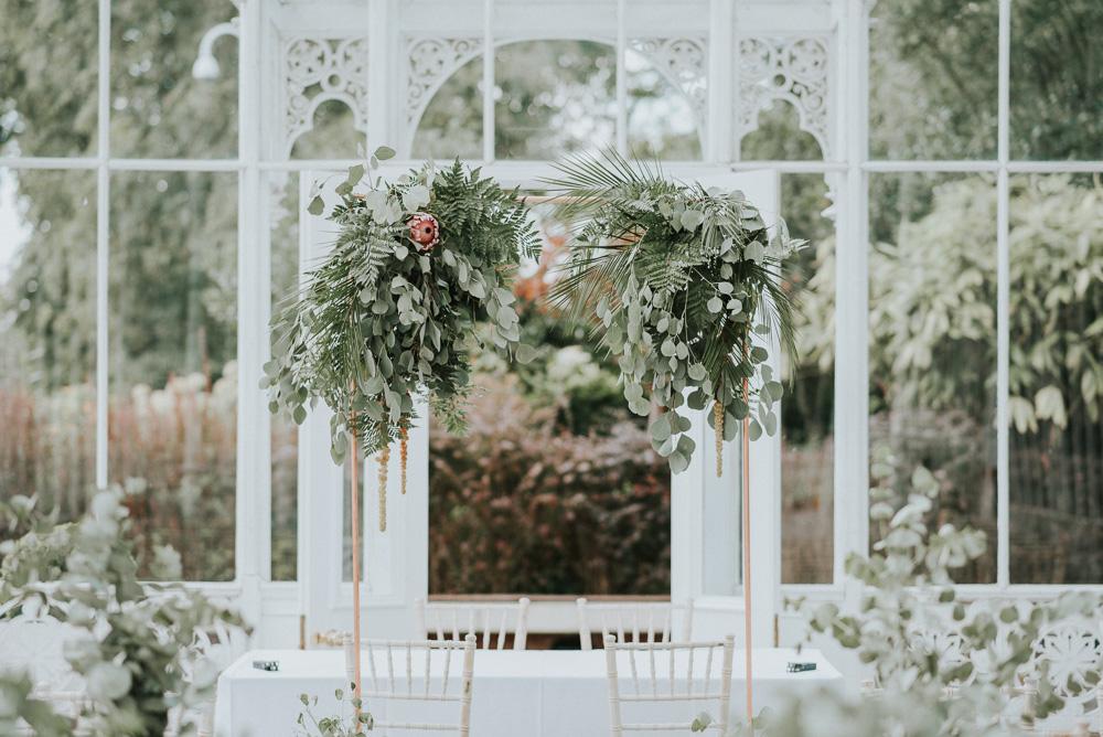 Horniman Museum Wedding Flowers