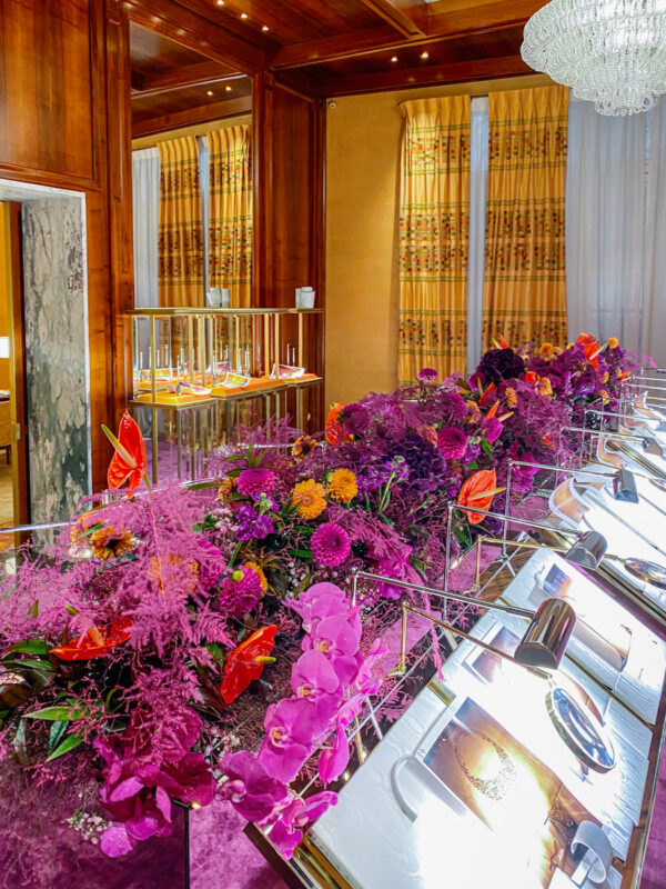 How to Choose Event Flowers