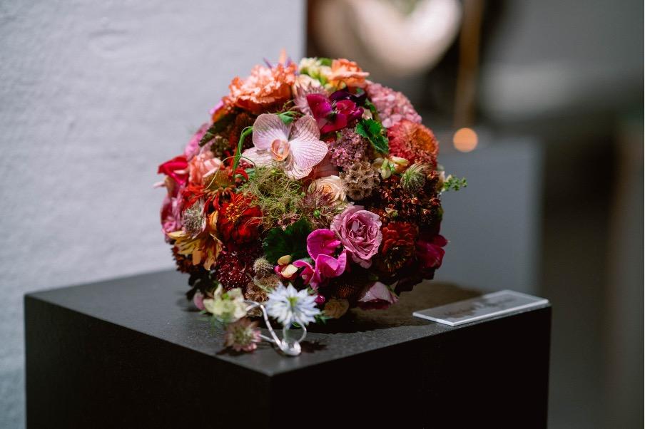 master florist bridal bouquet