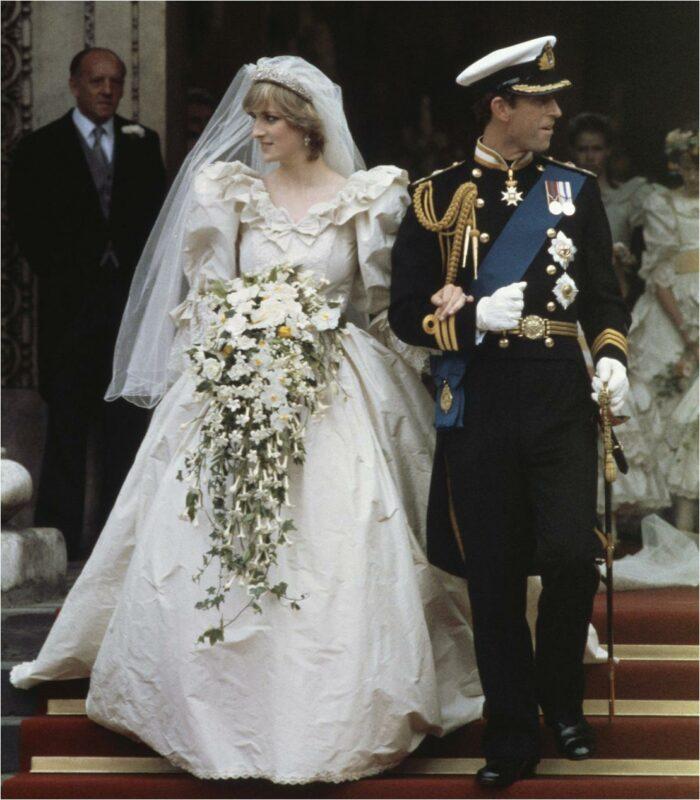 Princess Diana's Wedding Bouquet