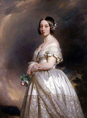 Queen Victoria's Wedding Bouquet