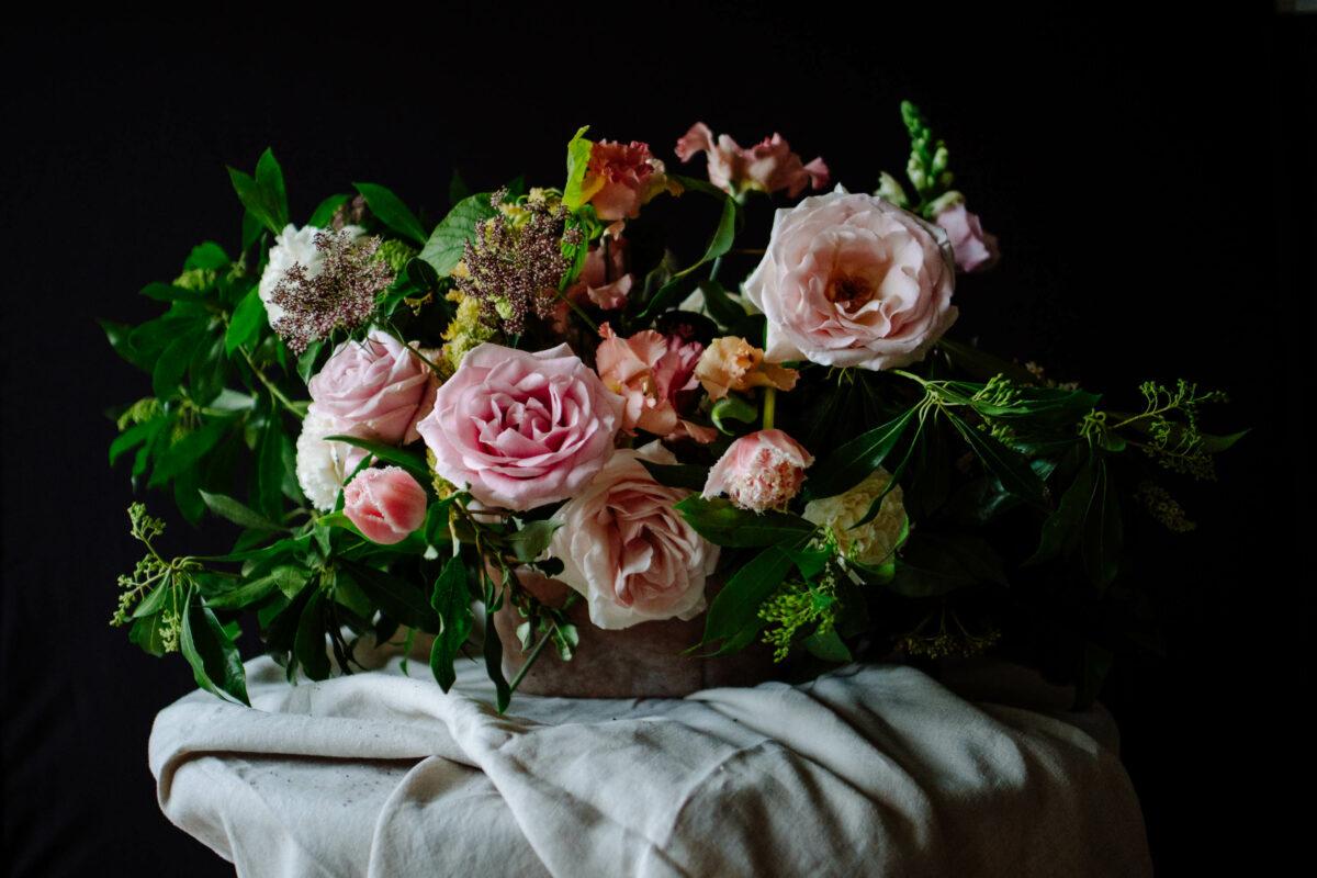 Town Hall Hotel Wedding Flowers