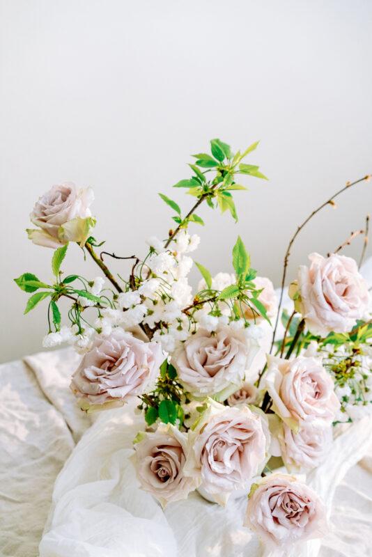 Blush Rose Arrangement