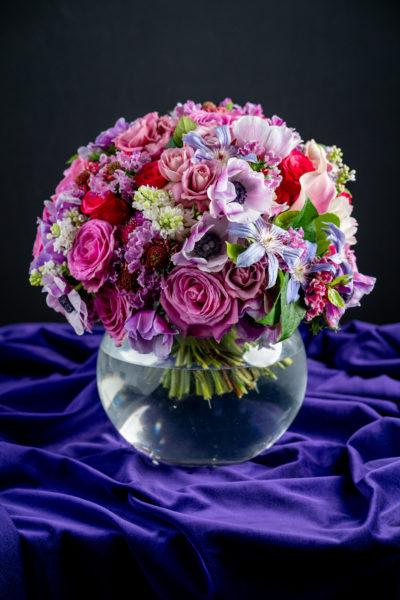Luxury Bowl Bouquet