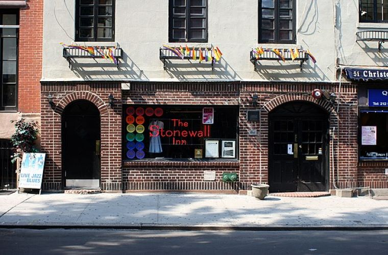 pride month flowers the stonewall inn
