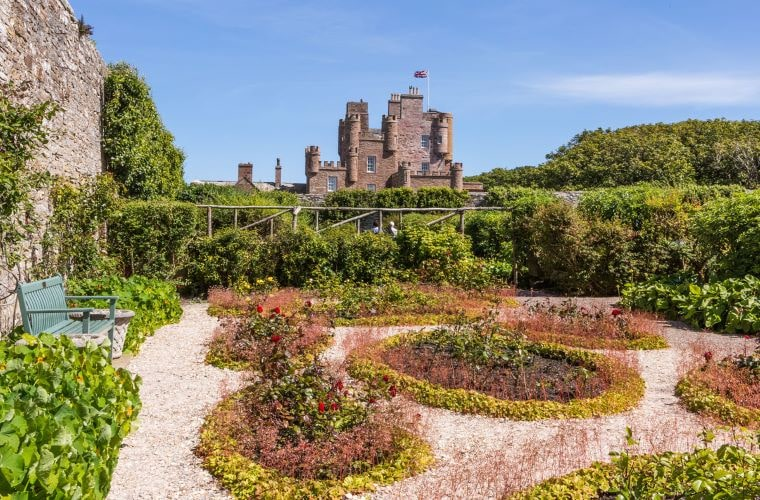 scotland royal gardens