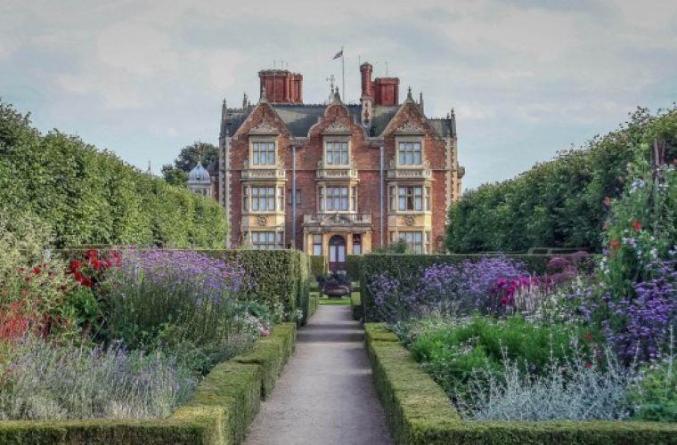 royal gardens at sandringham